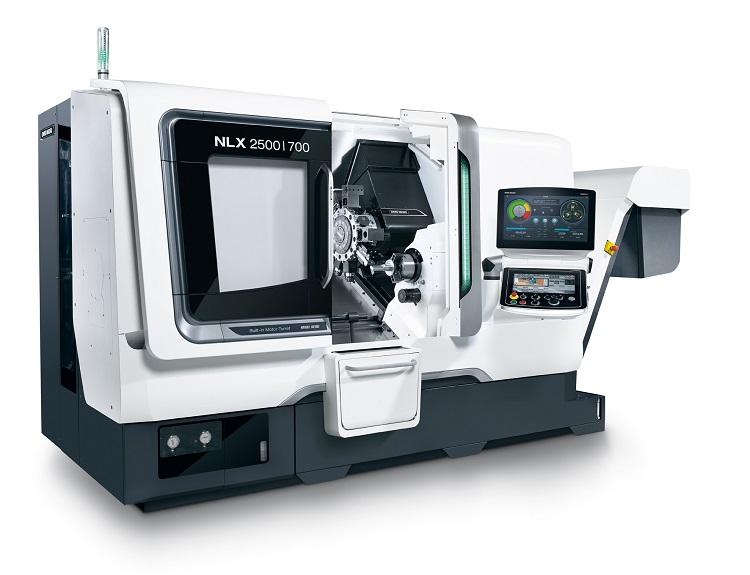 De nieuwe generatie NLX 2500-700 van DMG Mori.