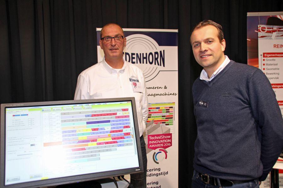 Widenhorn Logibarre zaagconverter: offline programmeren CNC zaagmachine