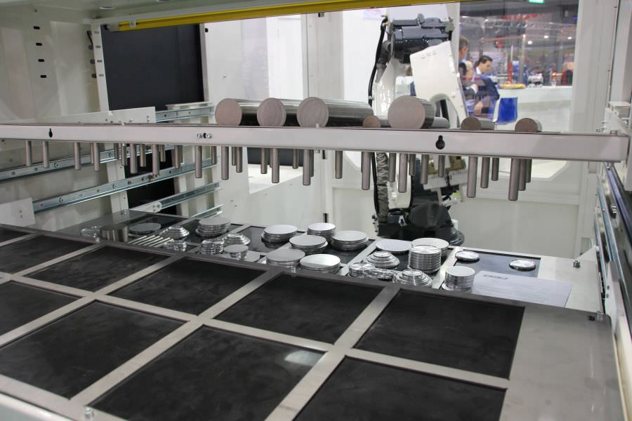 VDB Machinefabriek koopt 2 robotcellen bij BMO Automation