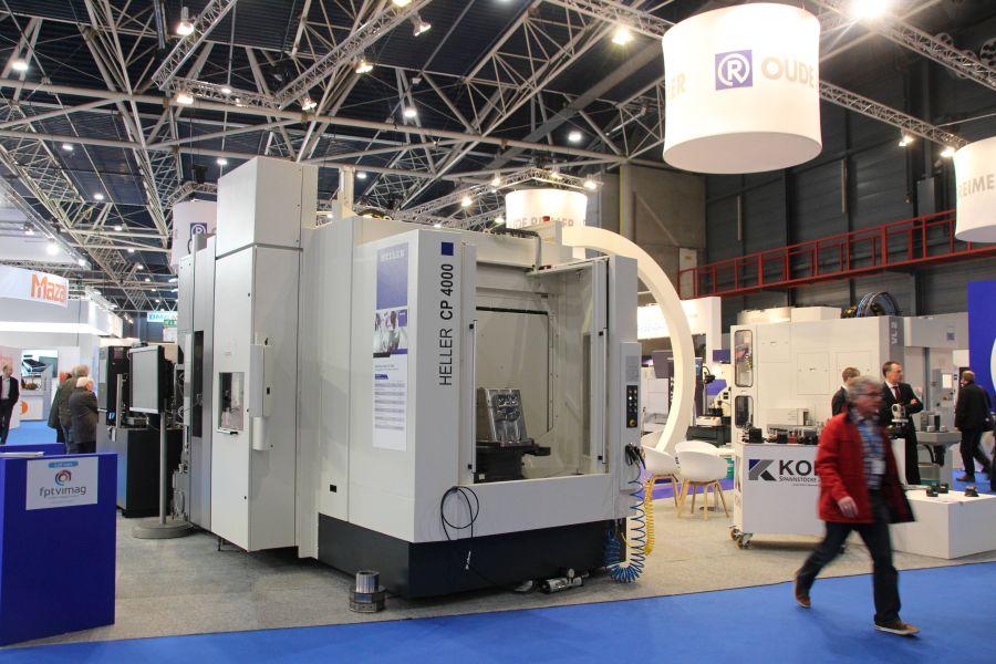 Heller lanceert nieuw lijn 5-assige machines op Heller WerkTage