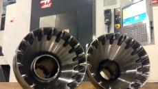 Haas F1 parts