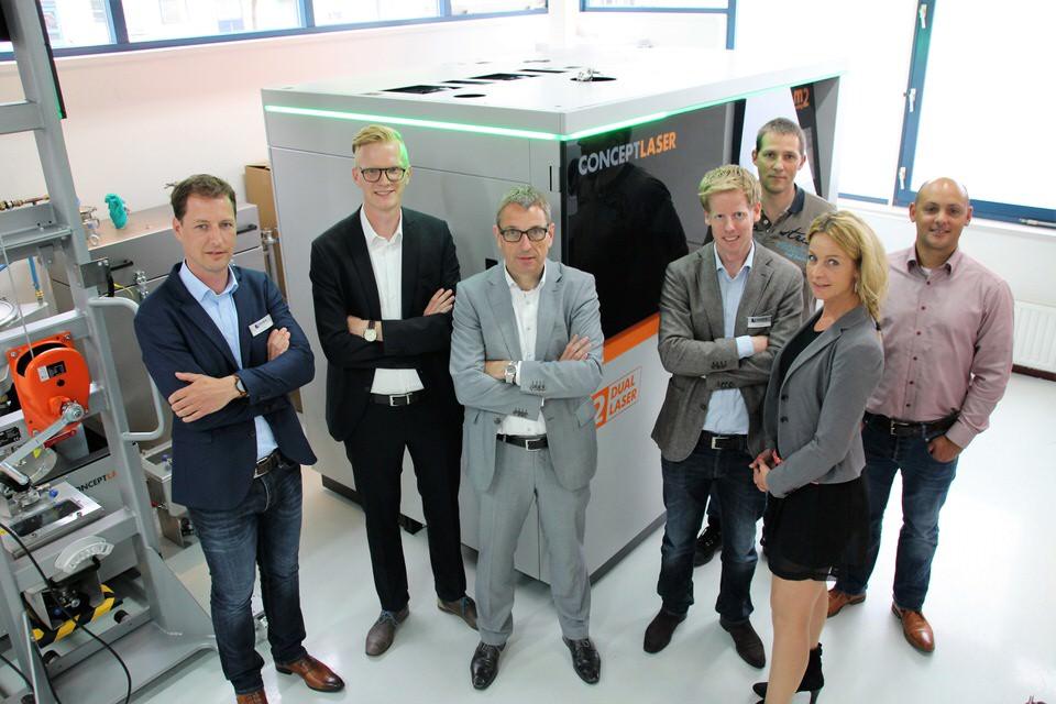 FMI Instrumed: toenemende vraag naar 3D metaalprinten in medische industrie