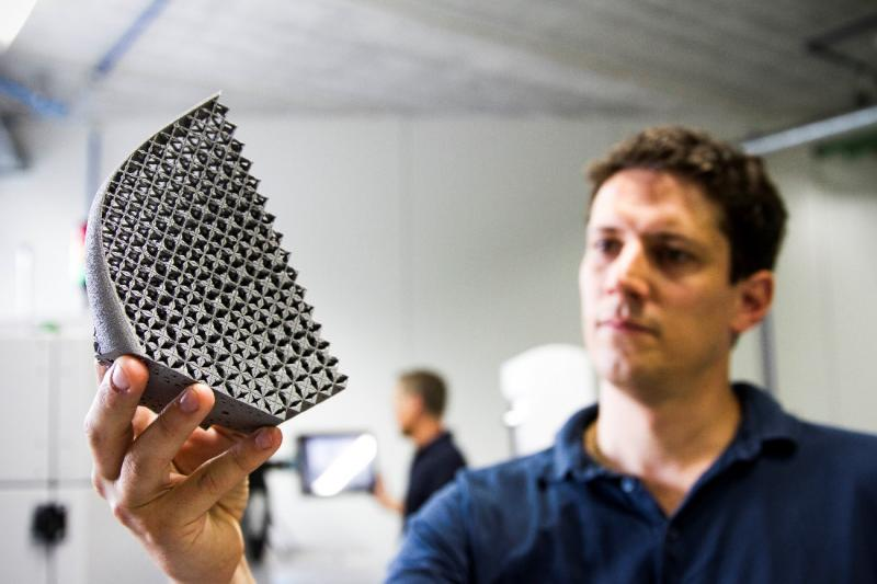Materialise opent competentiecentrum 3D metaalprinten