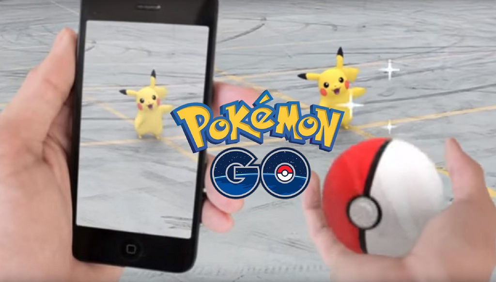 Ontketent Pokémon Go de augmented en virtual reality revolutie?
