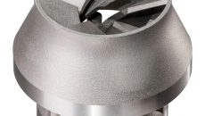 Materials Solutions fertigt Brennerköpfe für die Siemens-Gasturbinen.   Materials Solutions manufactures Siemens burner heads.
