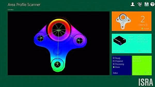 Isra toont op de AMB hoe in de toekomst draadloze componenten en sensoren eenvoudig toegevoegd kunnen worden.