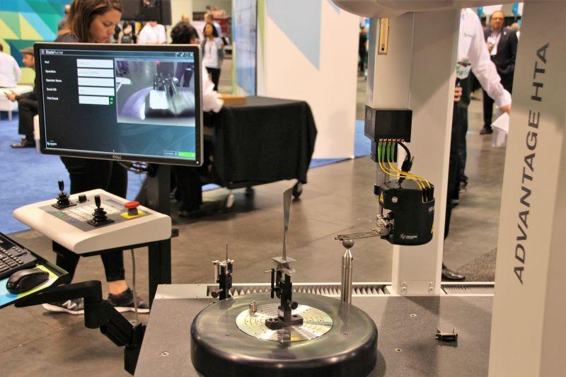 Hexagon HTA Blade: turbinecomponenten meten in helft van de tijd