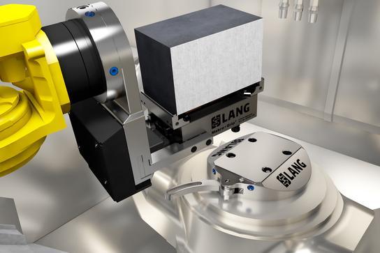 In het voorjaar van 2017 lanceert Lang Technik deze Robo Shelf robotcel.