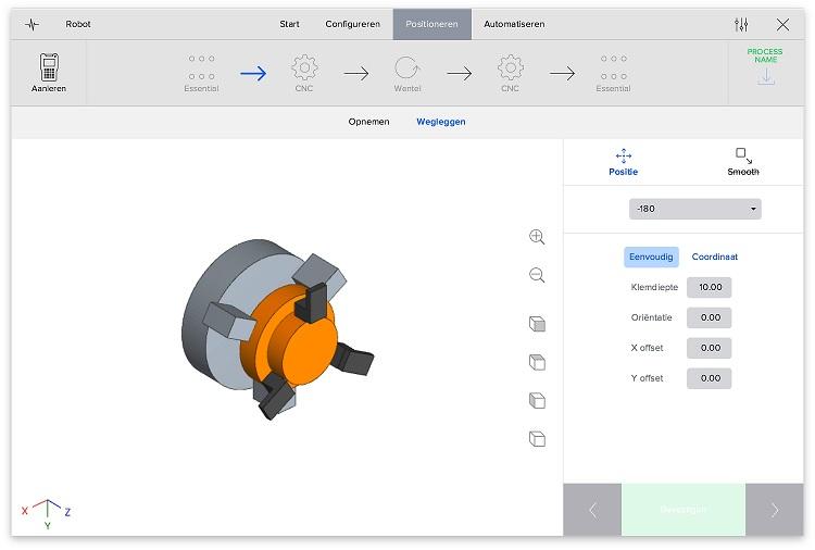 RoboJob: nieuw softwareplatform verkort programmeertijd