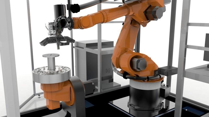 Stratasys en Siemens bouwen 3D printcel voor composieten
