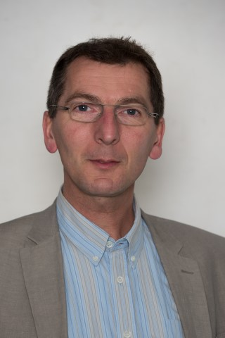 Manfred van der Voort, founder van Icr3ate, een IoT lab voor het mkb.