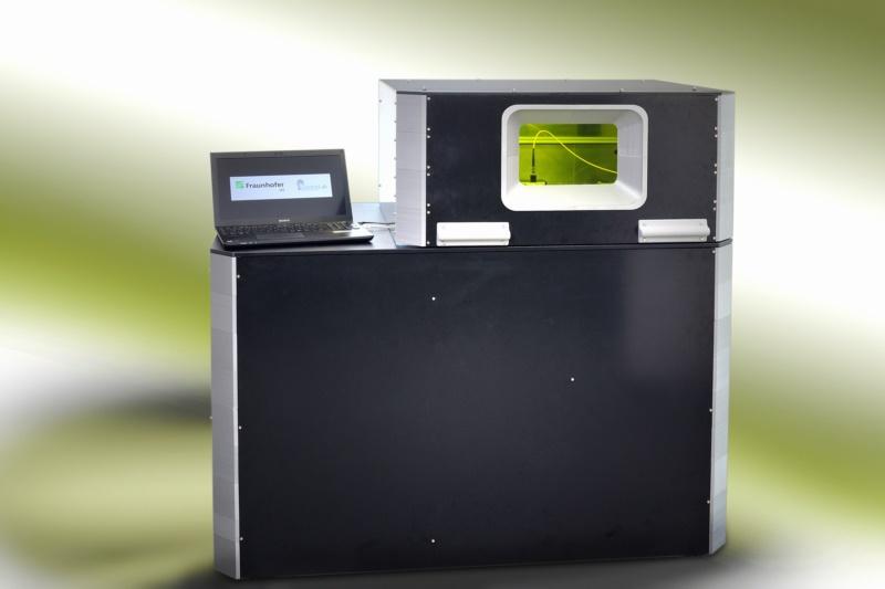 low cost 3D metaalprinter