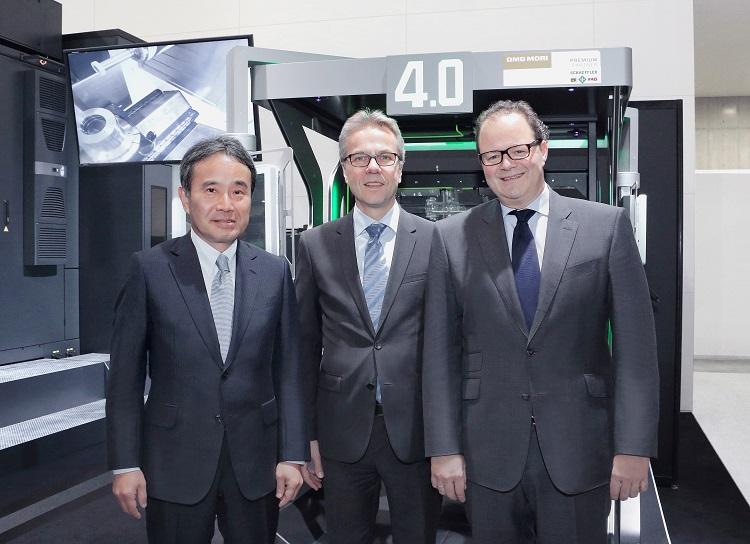 DMG Mori en Schaeffler gaan rollagers 3D printen