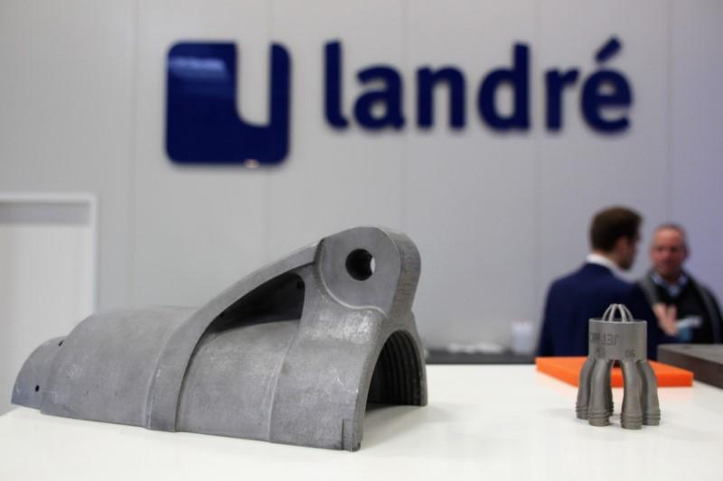 3D printen Landré