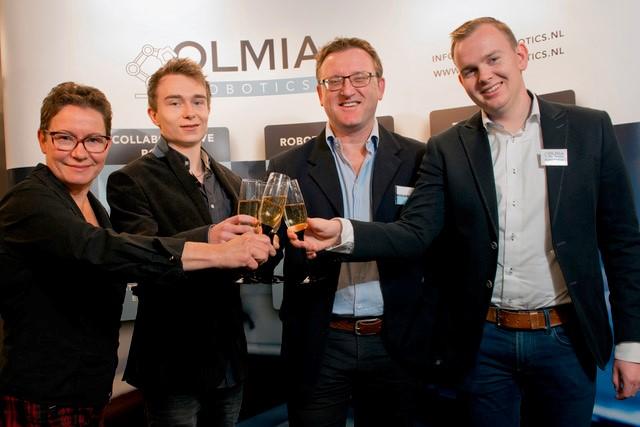 Olmia Robotics start verhuur cobot met ervaren productiemedewerker