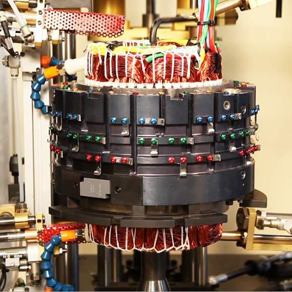 Grob koopt Italiaanse fabrikant van machines voor onderdelen elektromotoren