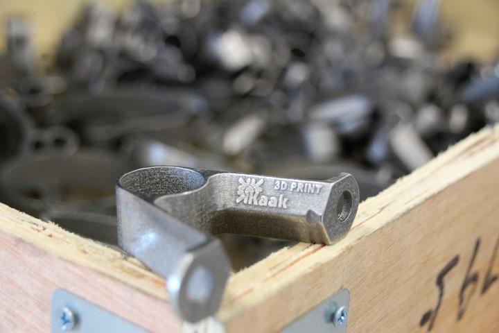Kaak zet Metalfab1 volop in voor productie onderdelen broodbaklijnen