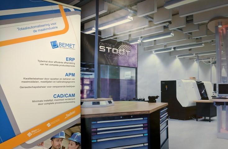 Bemet International en Stodt slaan handen ineen voor Industrie 4.0