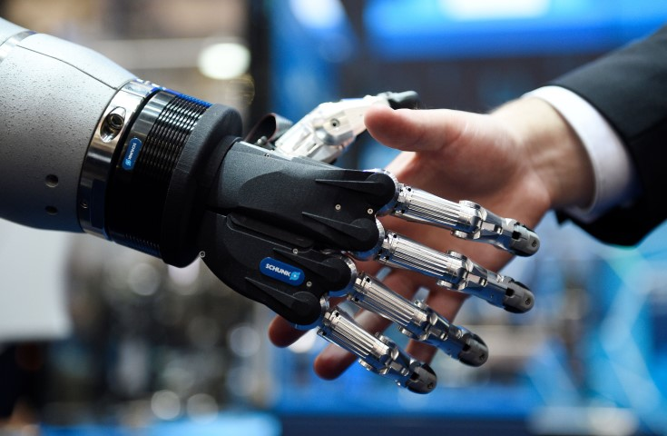 Live Industrie 4.0 trekt record buitenlandse bezoekers naar Hannover Messe