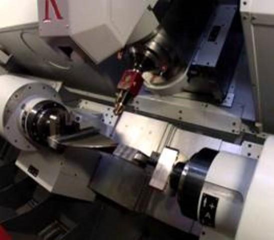 3D metaalprinten met Haas VF 11