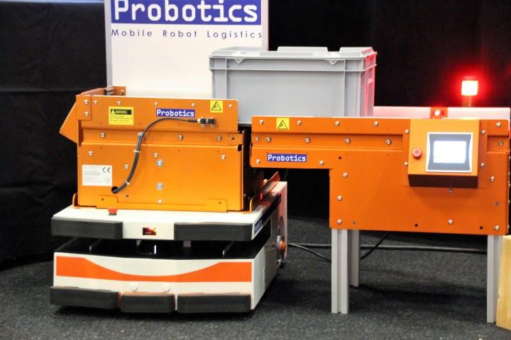 Mobiele robots en machine learning veranderen automatisering