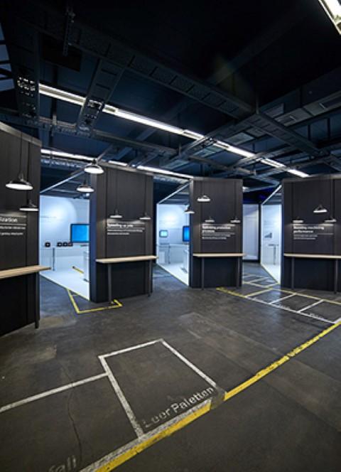 Arena der Digitalisierung