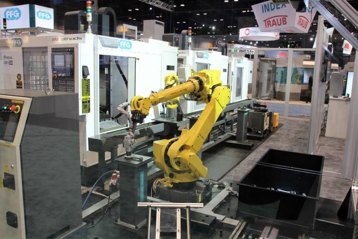 FFG-topman: communicatiestandaard robotica nodig
