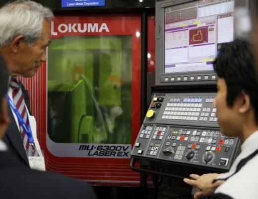 Okuma Laser EX