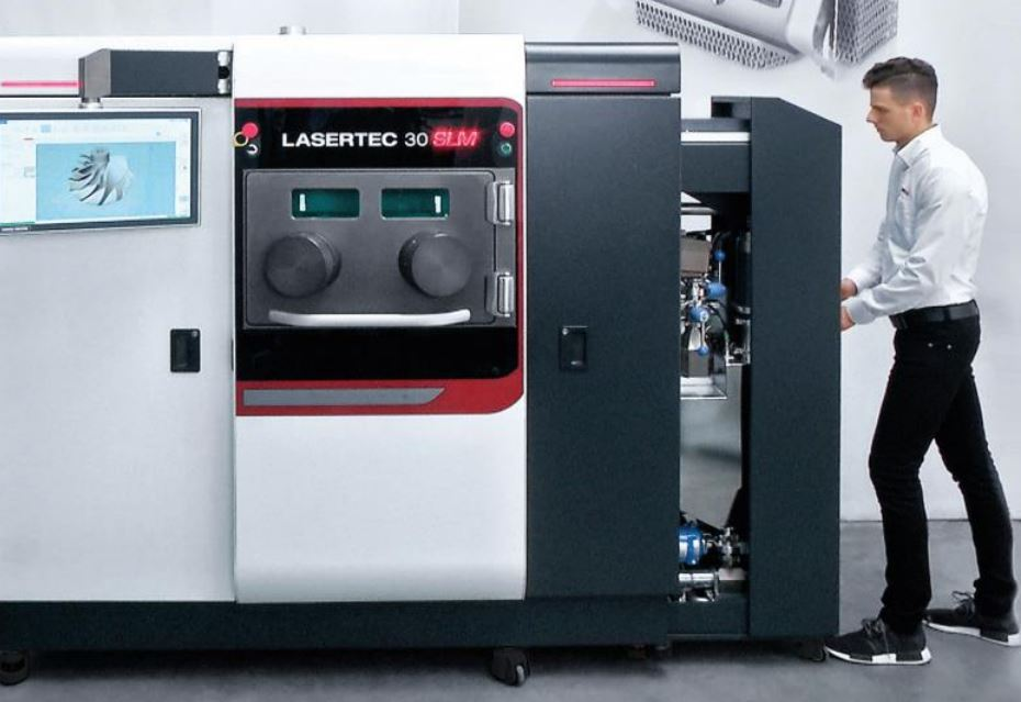 DMG Mori start orderintake Lasertec 30 SLM in Japan
