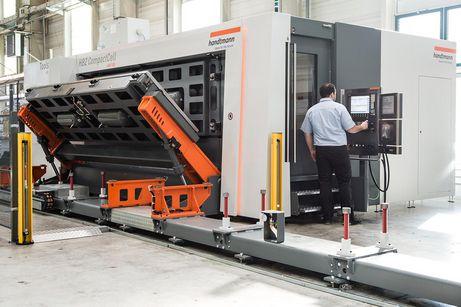 Handtmann ontwikkelt nieuwe zwenkkop voor HBZ CompactCell
