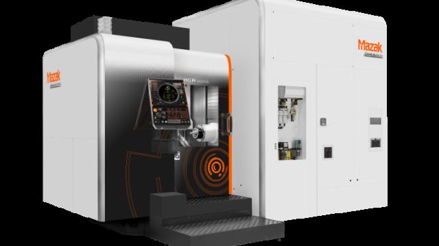 Mazak HCR-5000S