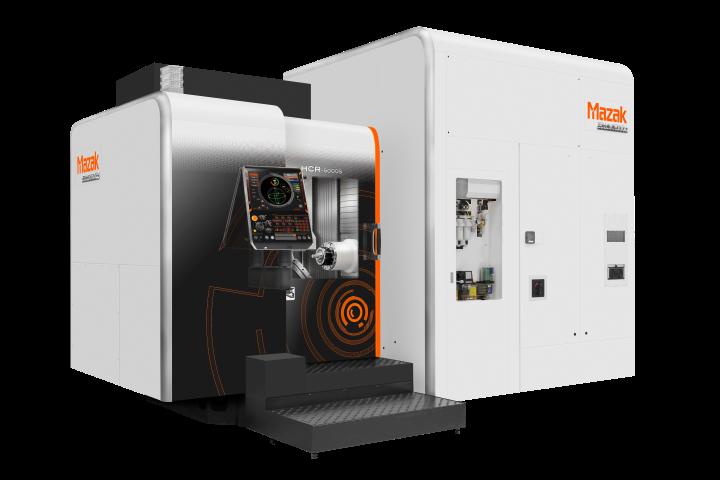 Mazak HCR-5000S bijzondere 5-asser