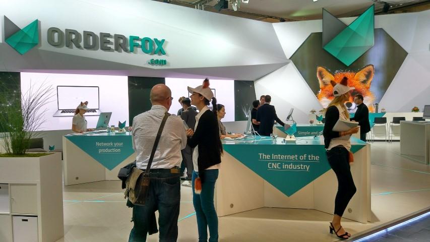 Orderfox.com wil Google van de CNC industrie worden