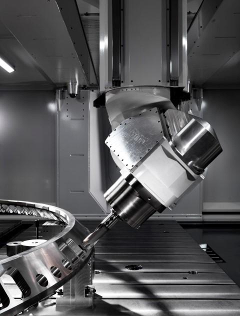 Unisign Uniport 6000-HV bewerkt continu 5-assig