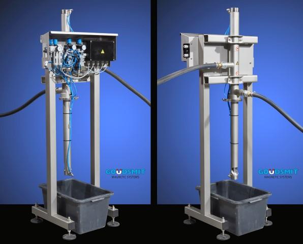 Goudsmit Magnetics introduceert magneetfilter op Parts2Clean