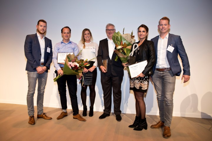 KMWE wint William Pijnenburg Award