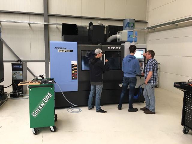 Stodt opent nieuw opleidingscentrum maakindustrie in Best