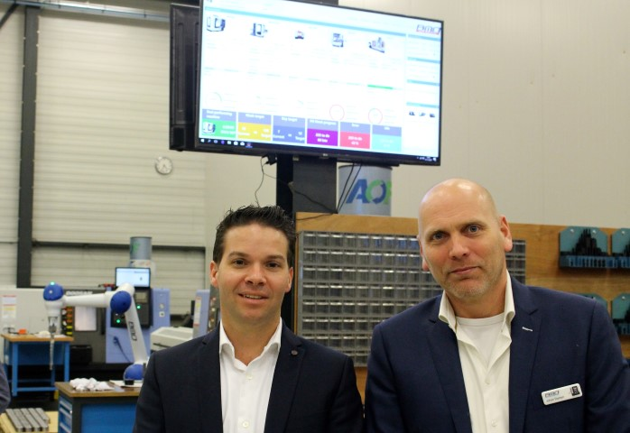 Xenon geeft BMO Precision Parts realtime inzicht in de productie