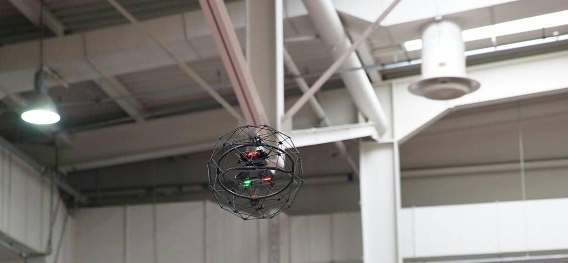 AMIIGO consortium onderzoekt kwaliteitsinspectie met drones