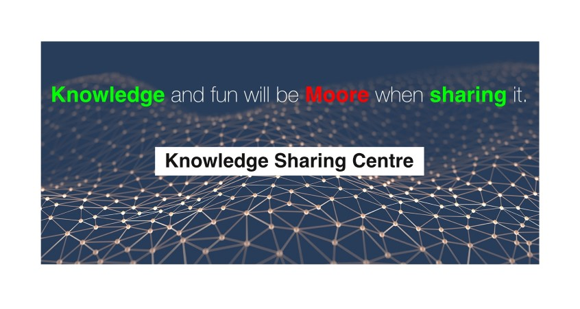 Knowledge Sharing Centre: platform kennisdelen high tech industrie