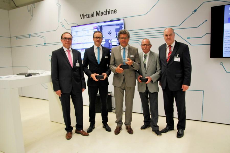 Index verkoopt 1000e licentie Siemens Virtual Machine