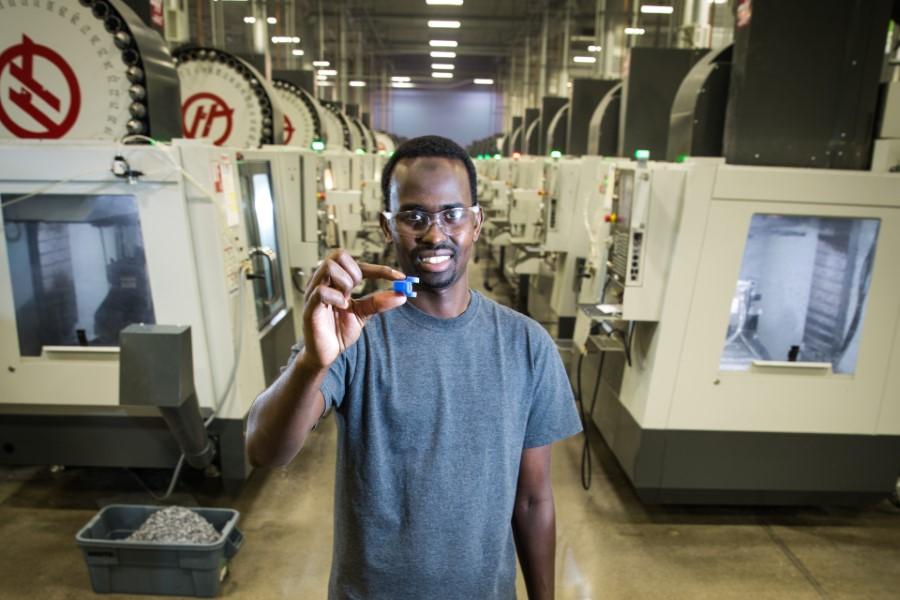 Protolabs groeicijfers tonen schaalbaarheid on-demand manufacturing