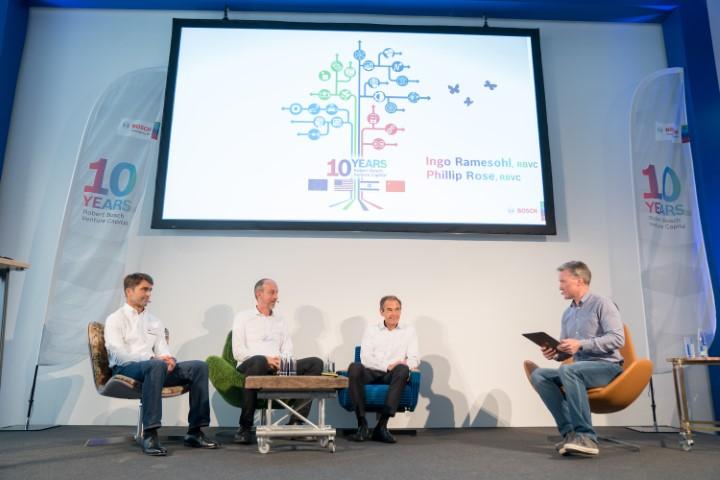 Venture fonds Bosch investeert bijna half miljard
