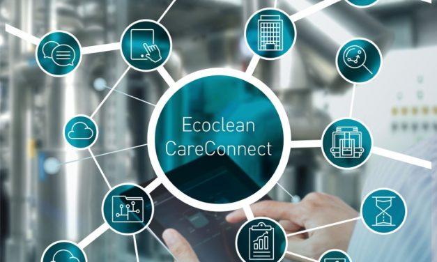 EcoClean met CareConnect: industriële reiniging digitaliseert