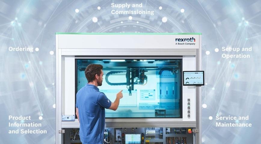 EMO 2019: netwerk van meer dan 100 CNC-machines dankzij Umati