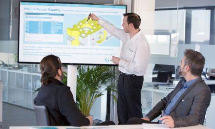Hexagon integreert PMI in nieuwe release PC-DMIS