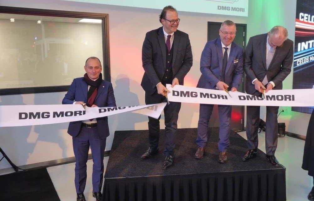 DMG Mori: factor mens steeds belangrijker in de digitale fabriek