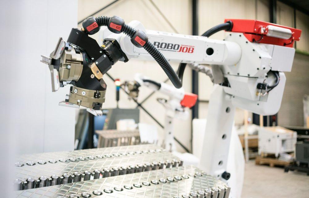RoboJob opnieuw 3e snelst groeiend bedrijf bij Trends Gazellen