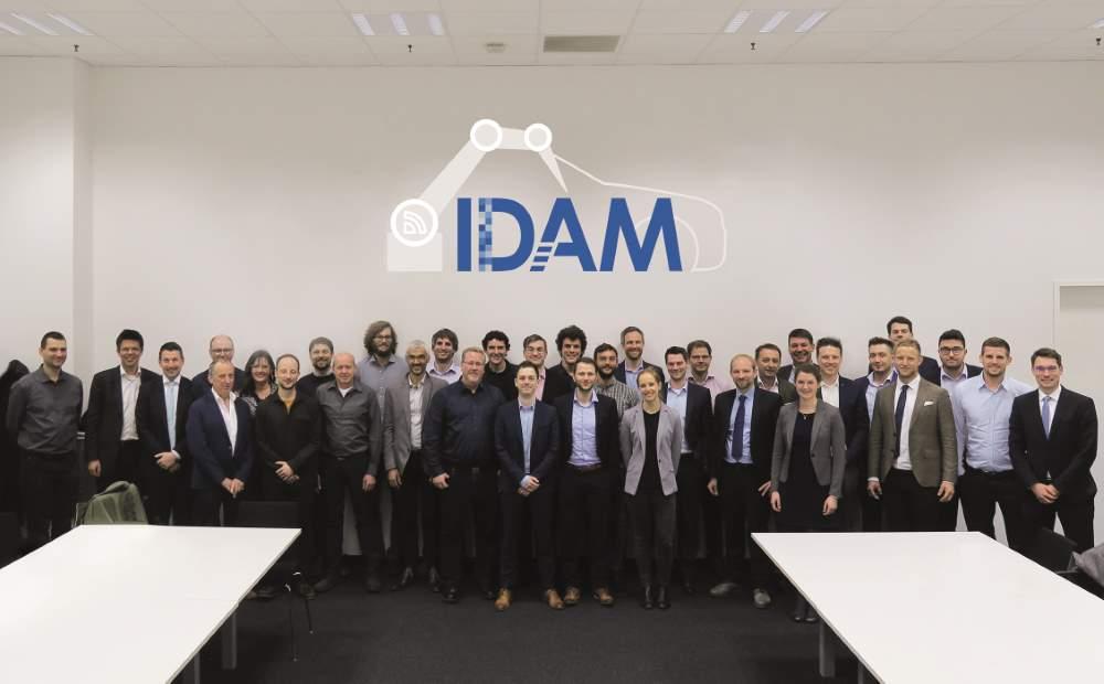 IDAM project