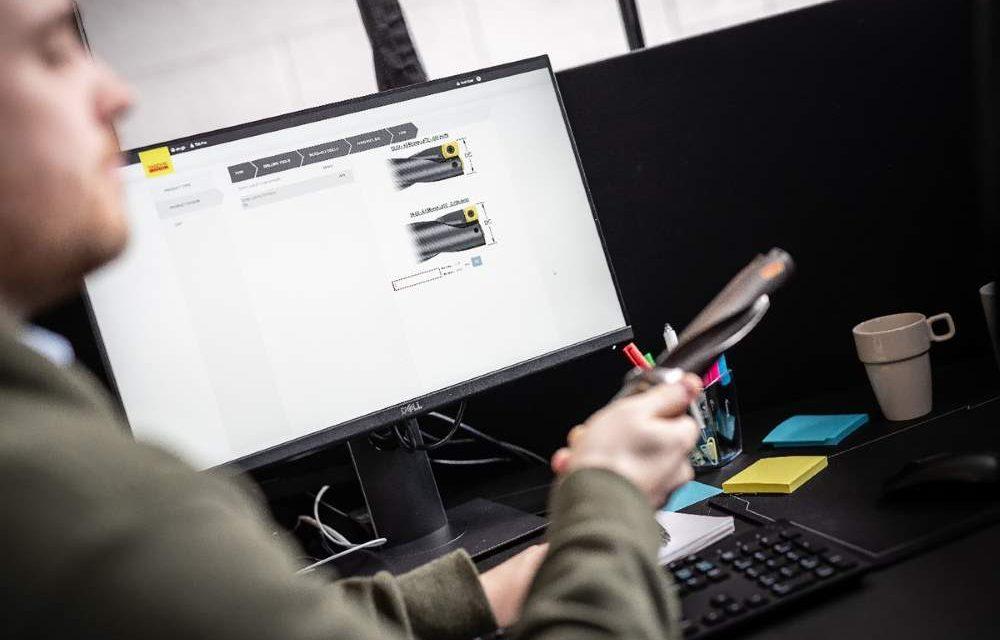 Sandvik Coromant: maatwerk gereedschap online aanmaken en bestellen